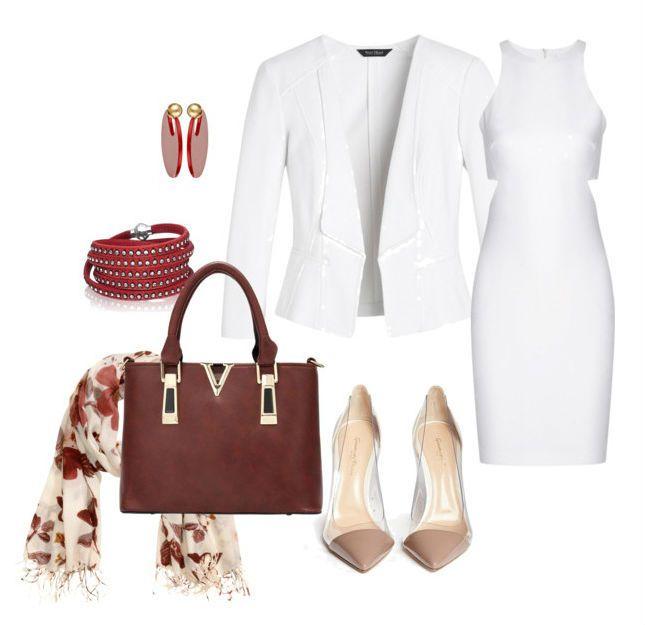 образы с белым платьем