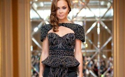 самое дорогое платье от Дебби Вингхэм