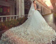 самые дорогие платья в мире
