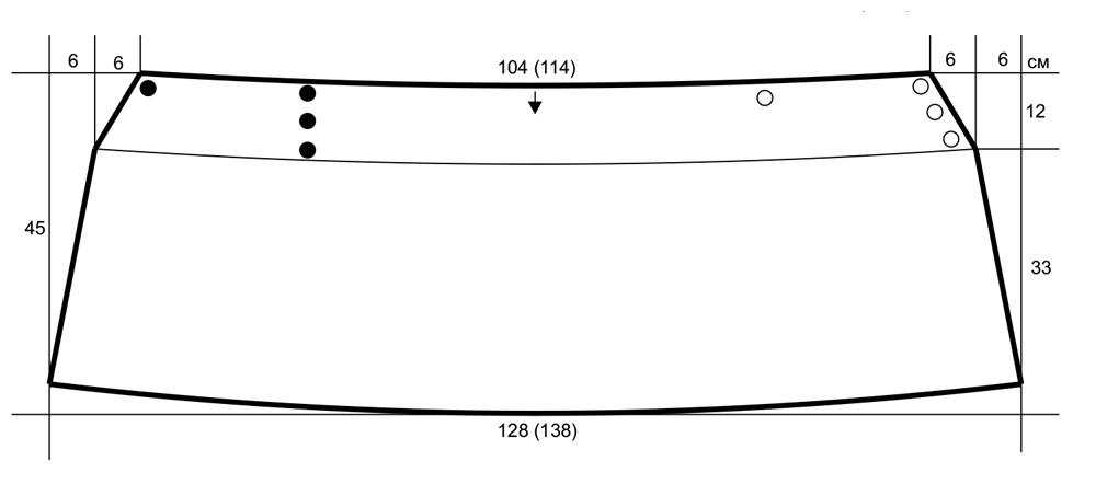схема выкройки 1
