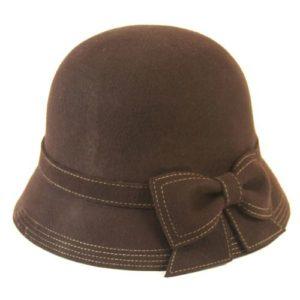 шляпка клош выкройка