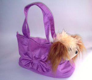 сшить сумку переноску для собаки своими руками
