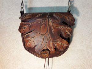 Оригинальная форма сумки