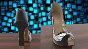Умные туфли