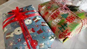 упаковать сумку в подарок своими руками