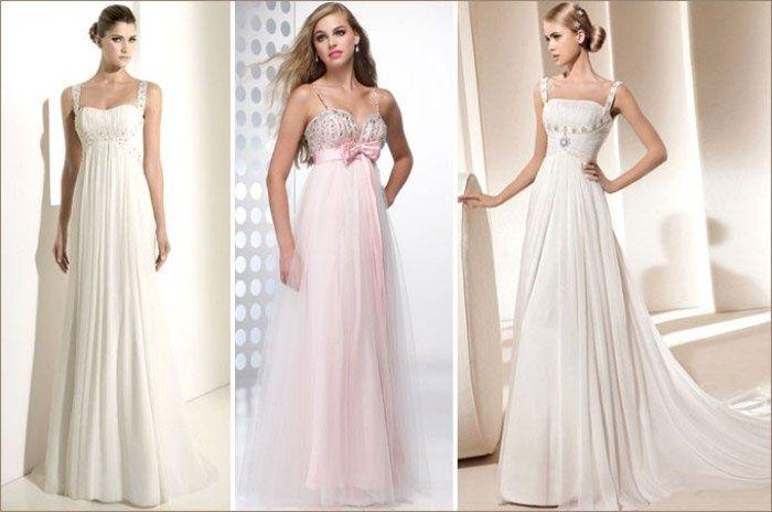 Свадебные платья с пышной юбкой
