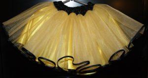 юбка с регилином