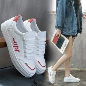 белые кроссовки 2019