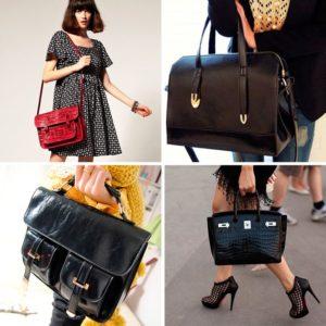 Модные современные портфели