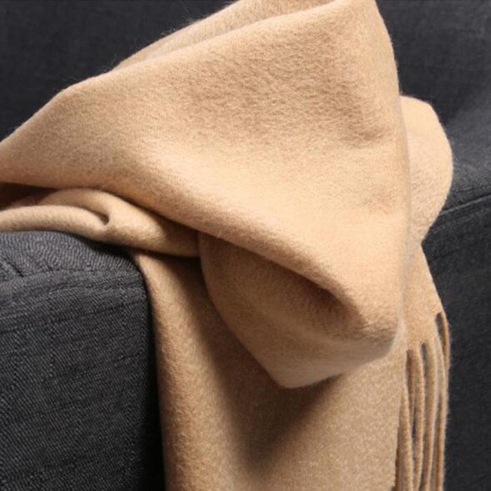 платок из кашемира