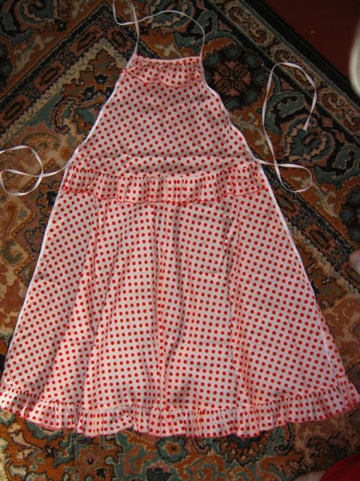 из старого платья