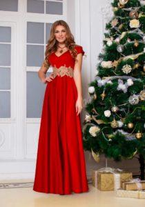 выкройки новогодних платьев для женщин