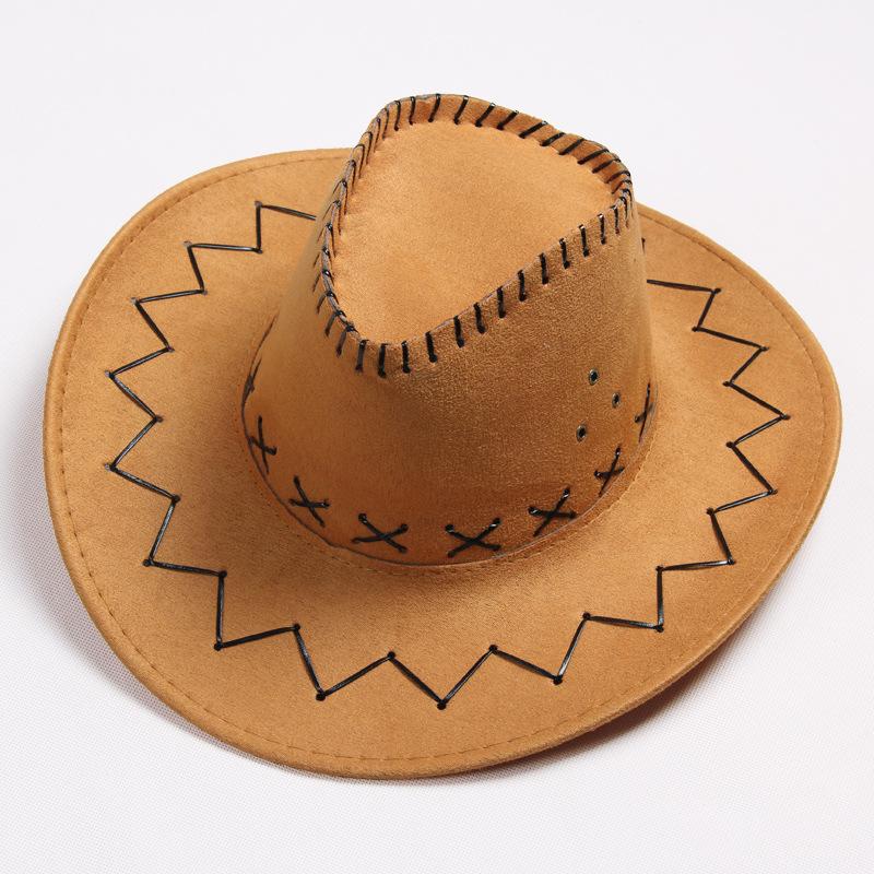 ковбойская шляпа из ткани