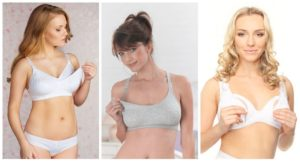 бюстики для беременных