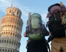 два туриста
