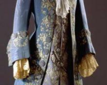 Люстрин 3 сюртук 18 век