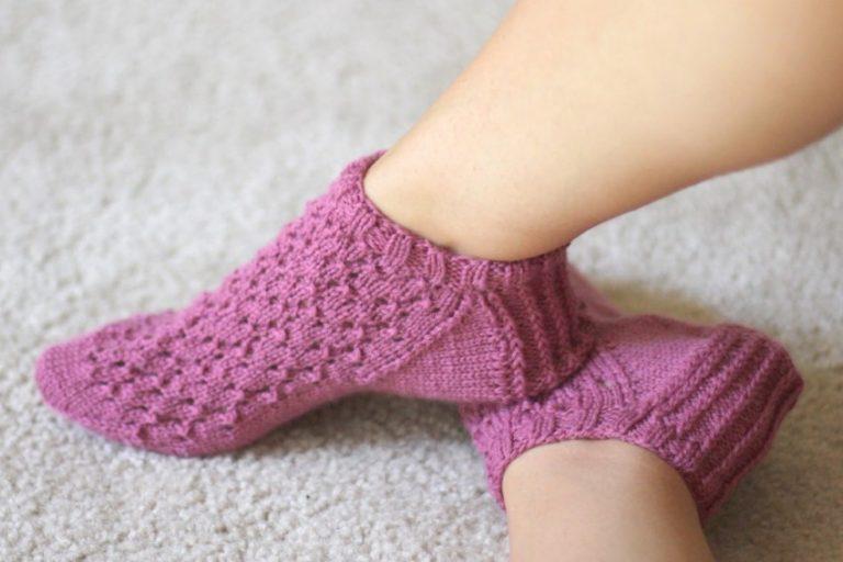 Носки тапочки 4