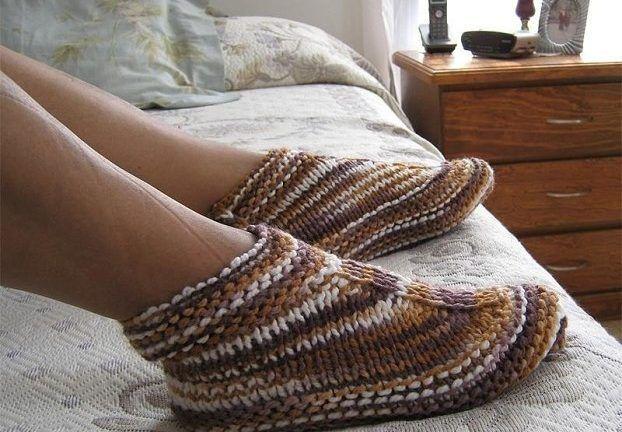 Носки тапочки 7