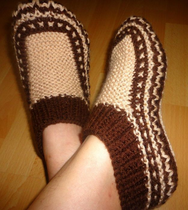 Носки тапочки 8