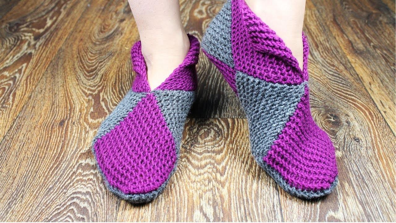 Носки тапочки фото 2