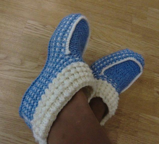 Носки тапочки фото 3