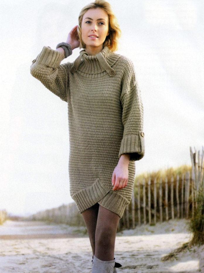 Платье модель 2