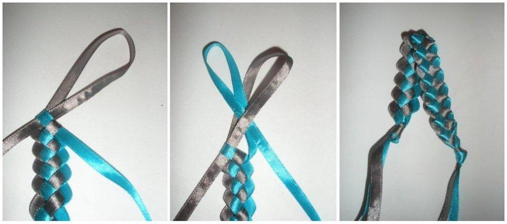Плетение с помощью петель