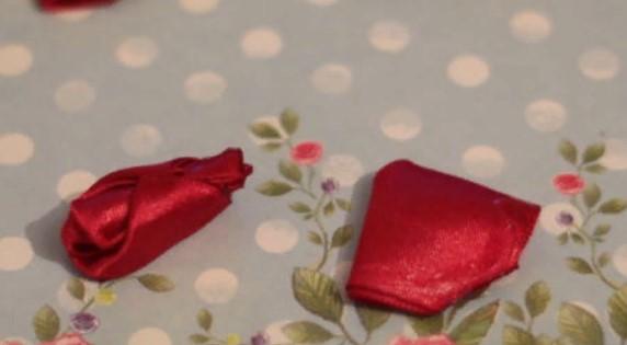 Роза канзаши 4