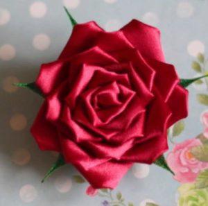 Роза канзаши 7