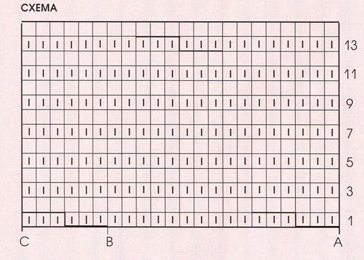 Шапка схема 2
