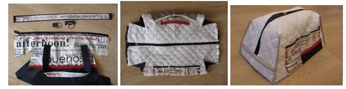Спортивная сумка сшиваем