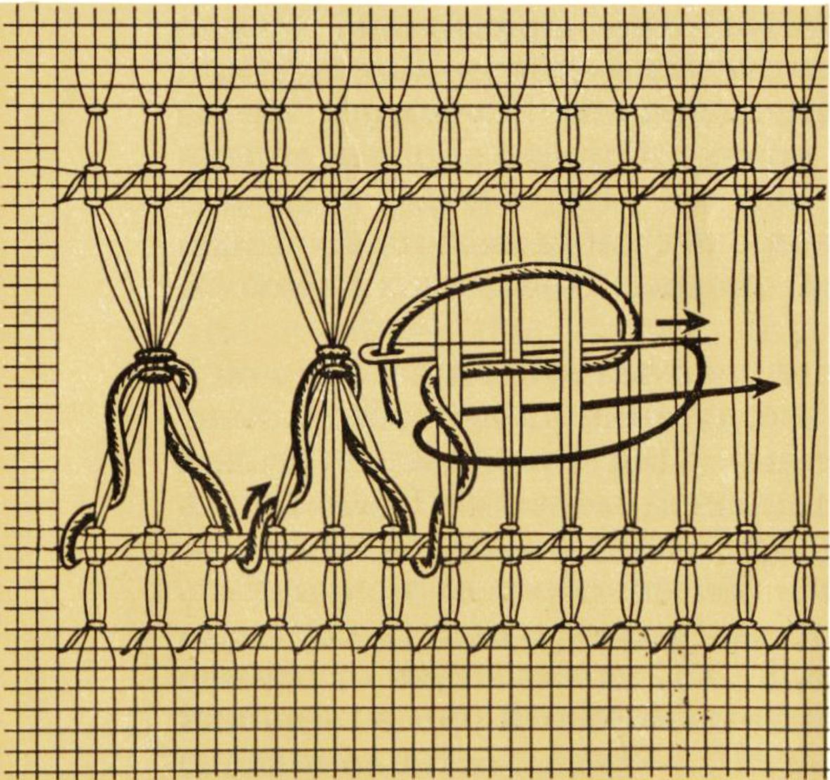 мережки на скатерти