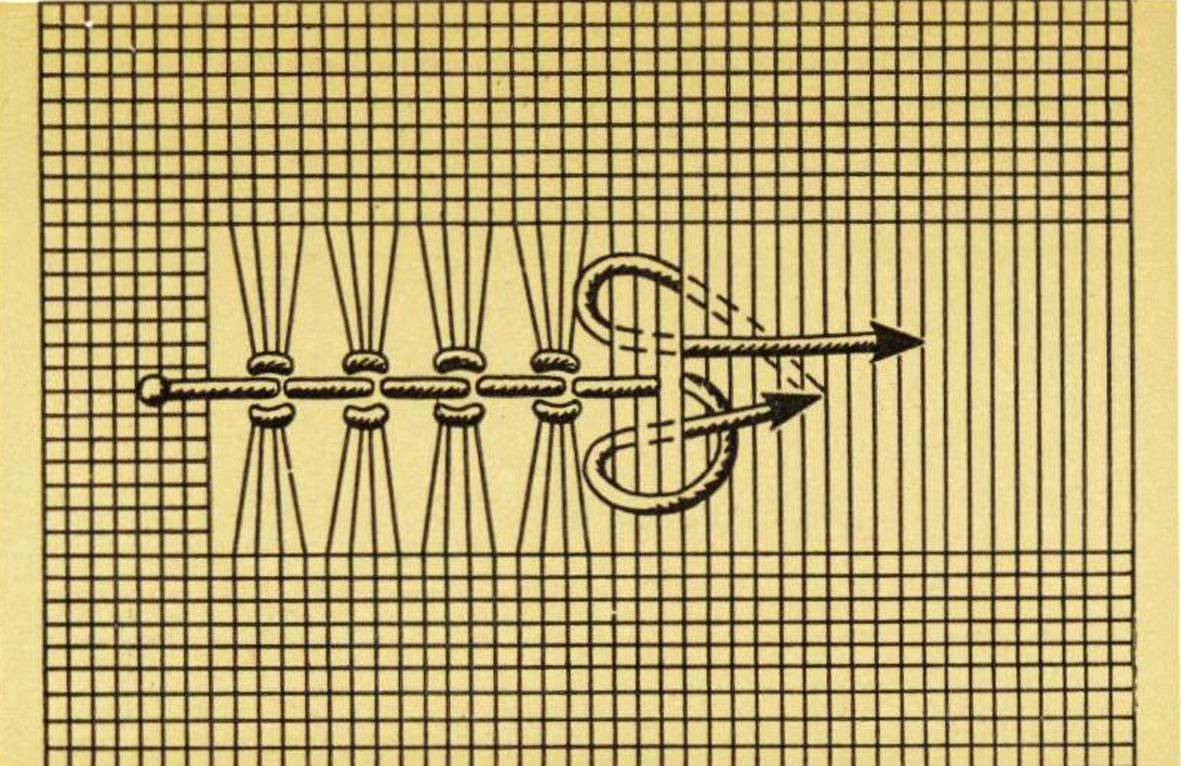 мережки на скатерти 2