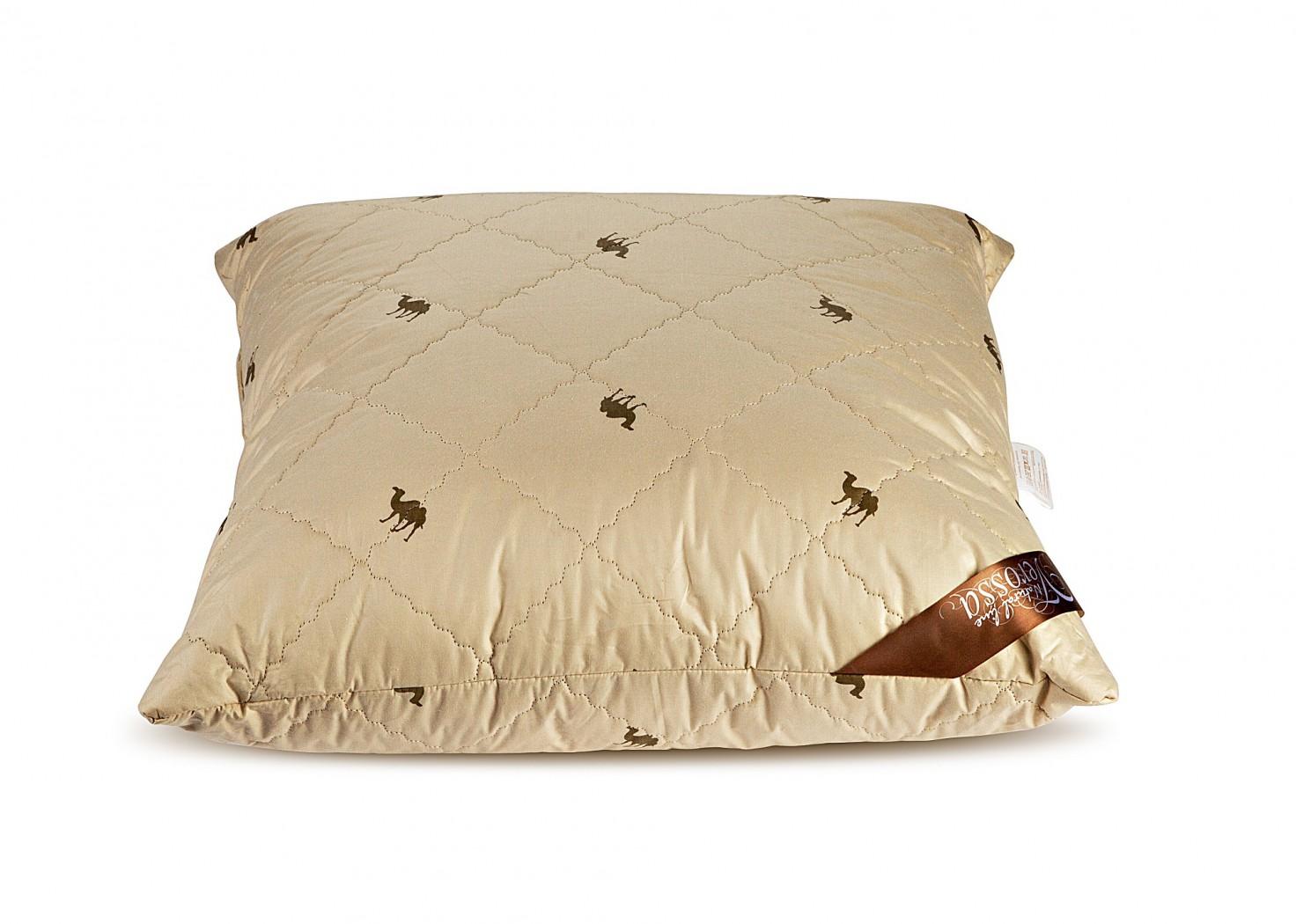 Верблюда шерсть в подушке