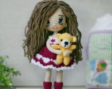 Вещи кукла 1