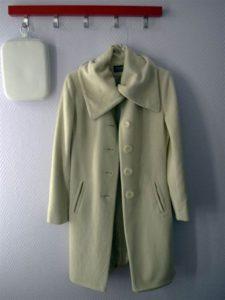 что можно сделать из старого драпового пальто