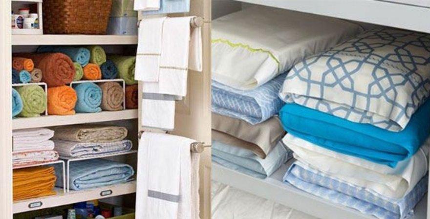 разные способы свораяивания полотенец