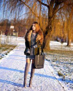 ботфорты для зимы