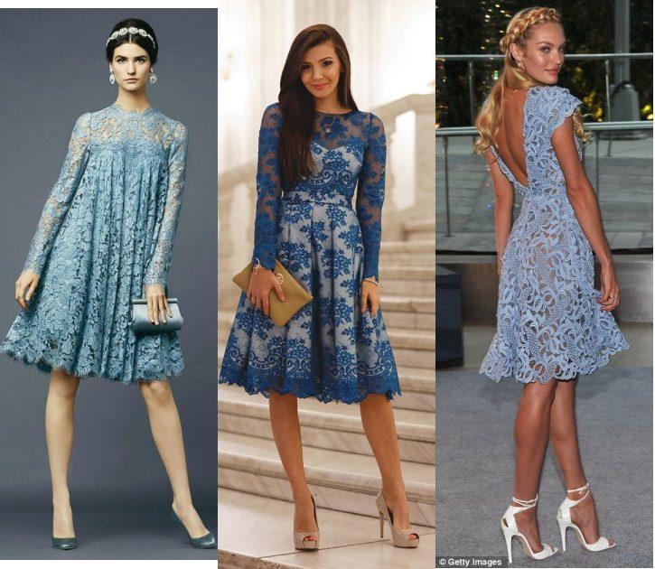 пышные гепюровые платья