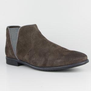 велюровые ботинки