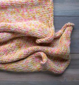 меланжевое вязание
