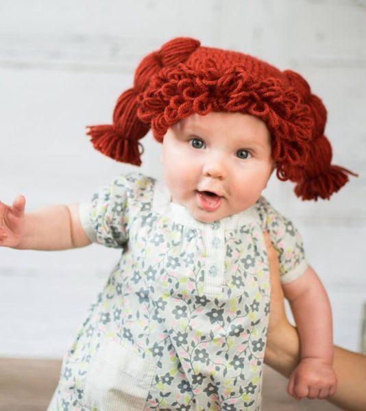 парик для ребёнка