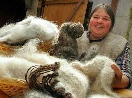 Что делают из шерсти?