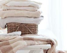 как сушить шерстяные вещи