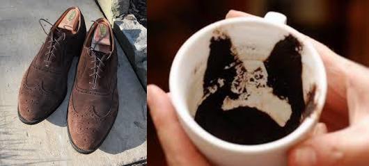 кофейная гуща в помощь