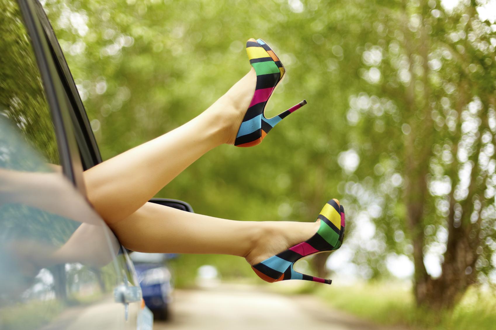 когда каблуки в радость