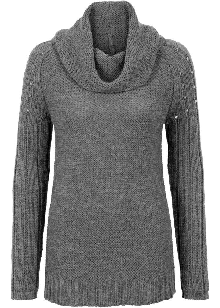свитер из синтетики
