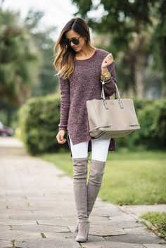 лосины легинсы со свитером