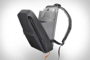 Что такое эргономичная спинка рюкзака