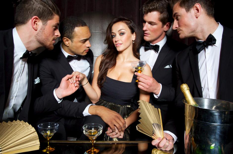 как привлечь мужское внимание